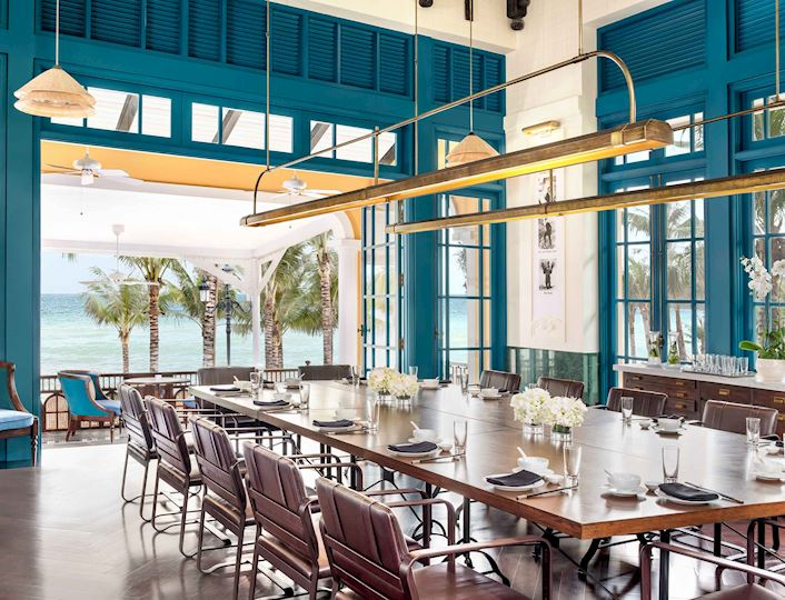 Tempus Fugit is an all-day dining restaurant