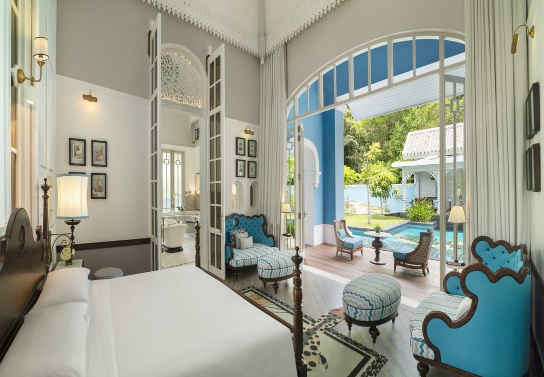 One-Bedroom Villa - Exterior