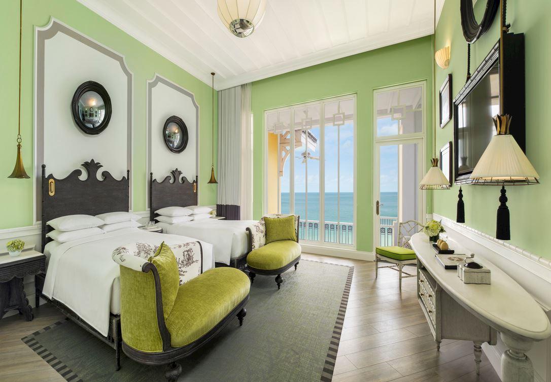 Emerald Bay View -King/ Twin
